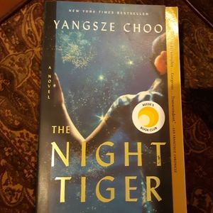 The Night Tiger novel by Yangsze Choo